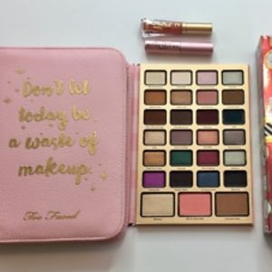 TOO FACED BOSS LADY AGENDA MAKEUP COLLECTION